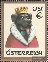 Österreich 2393 (kompl.Ausg.) postfrisch 2002 Haustiere