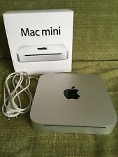 Apple Mac Mini Mid 2010 4.1 A1347 MC438D/A 2,4 GHz 4GB High Sierra / Snow Leo