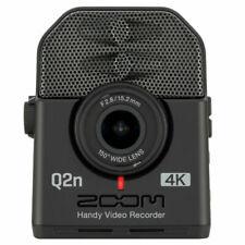 Zoom Q2n-4K Handy Video Recorder - Black