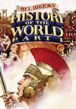 """NEW SEALED DVD Movies Comedy """"History Of The World Part 1""""  (G)"""