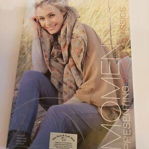 Knitting pattern book - SMC Moments 019 - merino classics 4ply DK & chunky