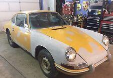 1968 Porsche 912 Bahama Yellow
