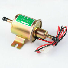 12V Gas Diesel Electric Fuel Pump Inline Low Pressure Fit For Abarth 1000 1969