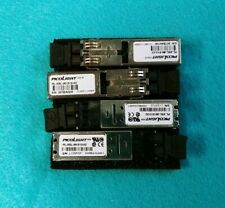Lot of 4 PicoLight Pl-Xsl-00-S13-02 Transceiver for Ethernet