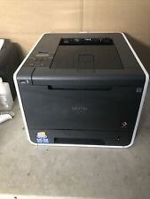 Brother HL-4570CDW Color Laser w Drums Page Count Just 10,267