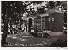 # GALATINA: VILLA ALIGHIERI - BAR DELLE ROSE  1955