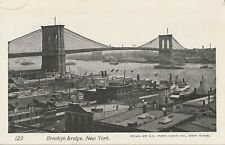CPA Etats-Unis -  New-York (Brooklyn Bridge)