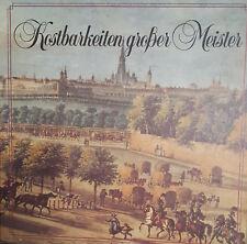 Vinyl Klassik Box-Set 24 LPś, Bach bis Weber, neuwertig, Raritaet