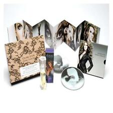 Celine Dion Taking Chances Limited Giftbox Edition DVD CD and Perfume New