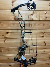 "New Elite Ritual 30 70# 29.0"" Rh Realtree Edge Black Limbs Compound Bow"