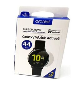 Araree Protective Film for Samsung Active2 44mm Smart Watch
