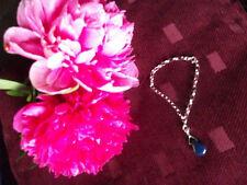Katherine's Lapis and silver Bracelet