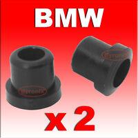 BMW BONNET BADGE GROMMETS ROUNDEL CLIPS  5 6 7 series E39 E60 E63 E65 F01 F10 X2