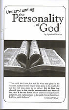 Understanding the Personality of God~Lynnford Beachy~Adventist Book~Trinity?~SDA