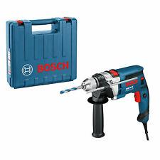 Bosch Professional 060114E500 GSB 16 RE - Trapano Battente, 750 W + Valigetta