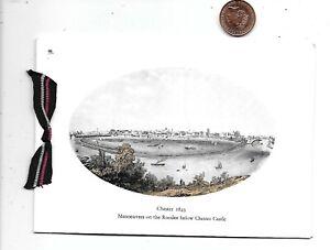 CHESHIRE REGIMENT Army Greetings Card HQ BAOR BFPO 40 c1960