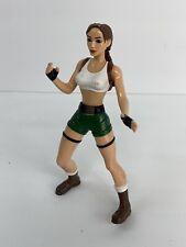 Tomb Raider Lara Croft Figure Playmates 2000 Ships Free