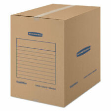 Smoothmove Basic Moving Boxes Large Regular Slotted Container Rsc 18 X