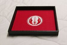 STAR WARS Red JEDI DICE TRAY Imperial Assault Armada X-Wing RISK Queen's Gambit