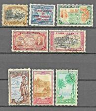 Cook Islands 1933/1949