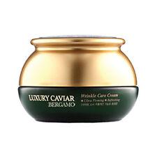[BERGAMO] Luxury Caviar Wrinkle Care Cream 50g / Anti-Aging Korea Cosmetics