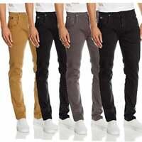 Firetrap Mens New Parlin Designer Slim Fit Tapered Summer Chinos Pants BNWT