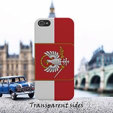 Polska Polish National Flag Eagle Phone Case Cover