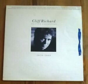 Cliff Richard ‎– Private Collection (1979 - 1988) 2× Vinyl LP Comp 33rpm 1988