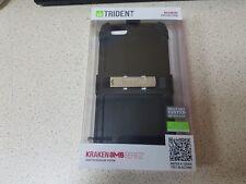 """Trident KN-API655-BK000 Kraken AMS Case For iPhone 6 Plus 5.5"""" - Black"""