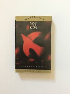 Marillion Music Cassette Single No One Can/A Collection