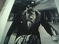 ephemera 1951 picture ashanti town crier kumasi gold coast