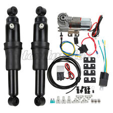 Rear Air Ride Suspension Set Fit For Harley Electra Glide Ultra 1994-2019 2016