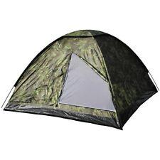 Fox Outdoor Tente militaire Camping Excursions Monodom 3 personnes M 95 Cz Camo