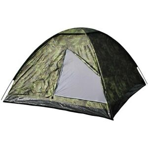 Fox outdoor Tent Military Camping Excursions Monodom 3 Person M 95 Cz Camo