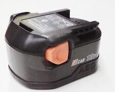Original AEG Battery B1214G with 2,2 Ah NiMh 12 Volt