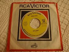BOBBI STAFF  BACK AWAY/A RING BEATS A PROMISE  RCA 9504 PROMO M-