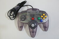 Official Nintendo 64 Controller Atomic Purple OEM N64 7/10 C541M