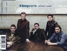 BOYZONE : ALL THAT I NEED / CD - TOP-ZUSTAND