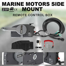 703 Marine Side Mount Remote Control Box For Yamaha 703-48207-22-00 Shift