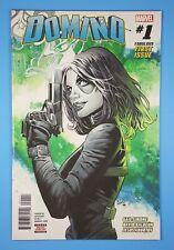Domino #1 Gail Simone Marvel Comics X-Men X-Force 2016