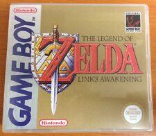 The Legend of Zelda: Link's Awakening RPG Nintendo Game Boy Original GB Classic