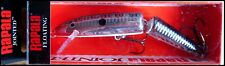 VERY RARE RAPALA JOINTED J 11 cm CH (Crome) color
