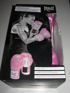 Everlast Advanced Training Boxing Gloves, Women's