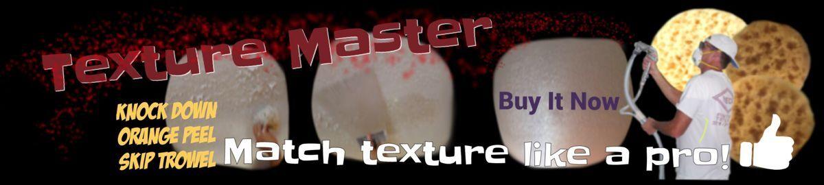 Texture Master Drywall Repair Tools