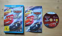 Wii U - Cars 3: Driven to Win - (OVP, mit Anleitung)