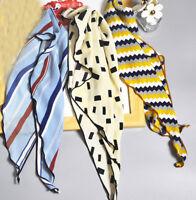 Fashion Women Triangular Neckerchief Scarf Fashion Dots Print Neck Scarves #am8