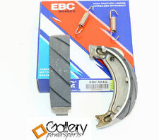 EBC GROOVED BRAKE SHOES/PADS YAMAHA YSR50 YSR-50 87-92