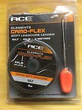 Lead core ACE Camo-flex 45lb 5m silt