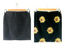 Womens 2 x Skirts Kaiyimei Sun Flower sz 8 Bodycon