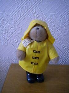Vintage Paddington Bear - Eden Toys 1987  Collectable.